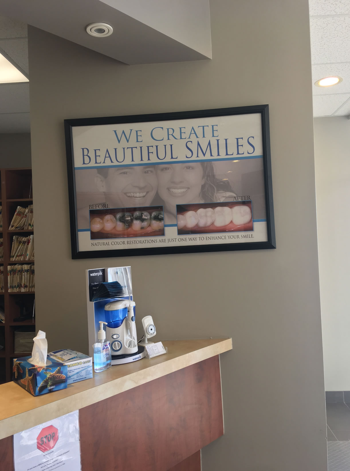 Dentist in Whitby, Ontario - Thickson Square Dental Office